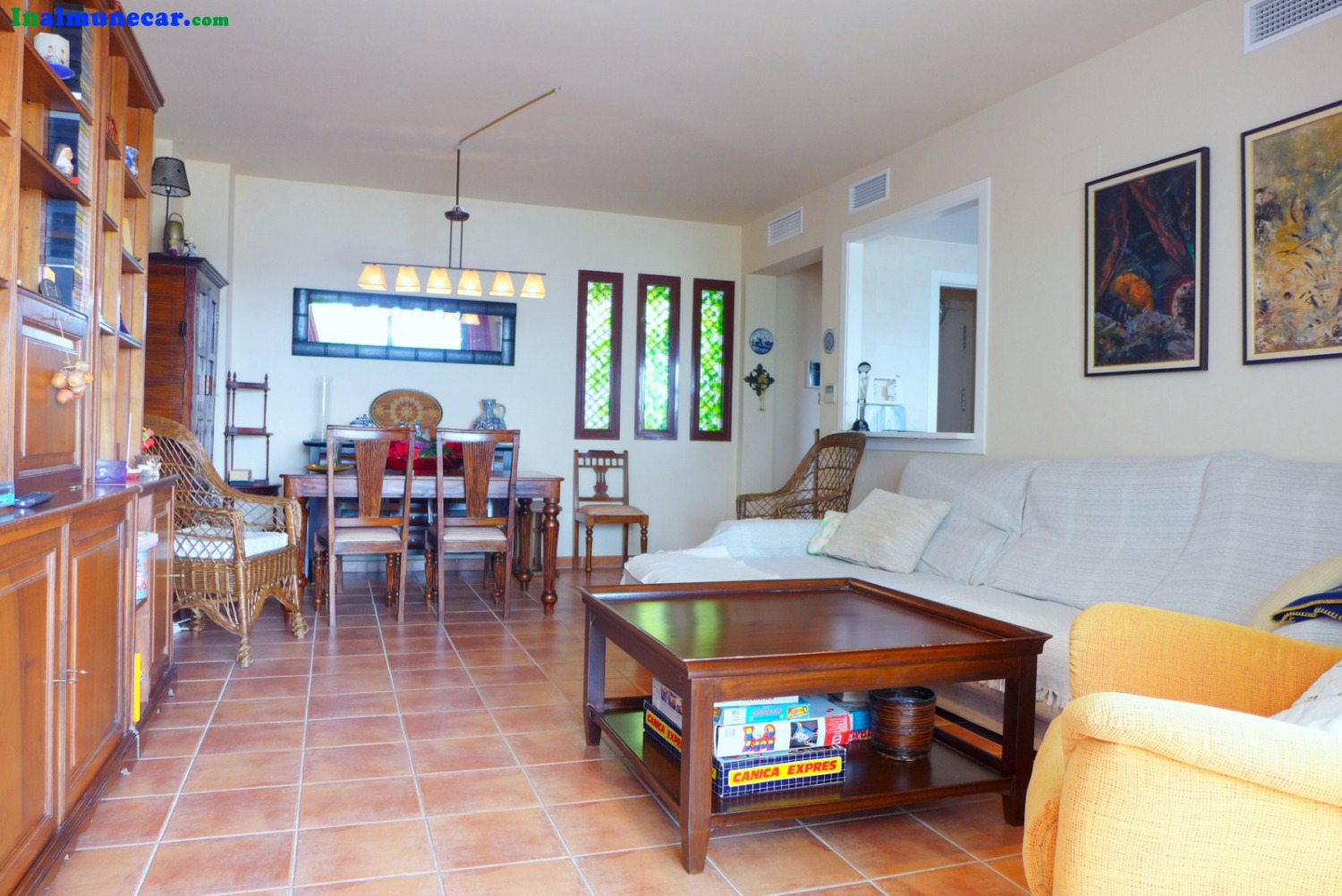 Apartment for sale in La Herradura-with Parking space and swimming pool