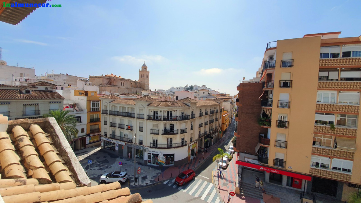 Duplex apartment with large terrace for sale in Almuñecar